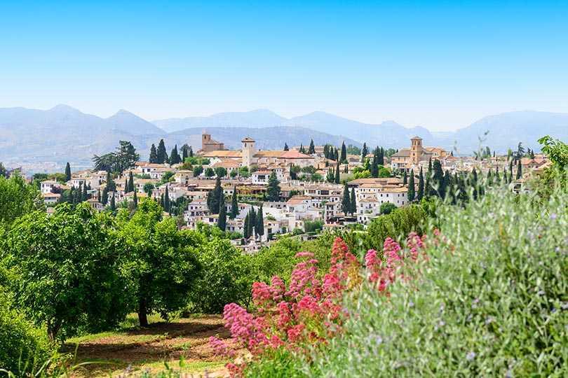 Andalusia Granada