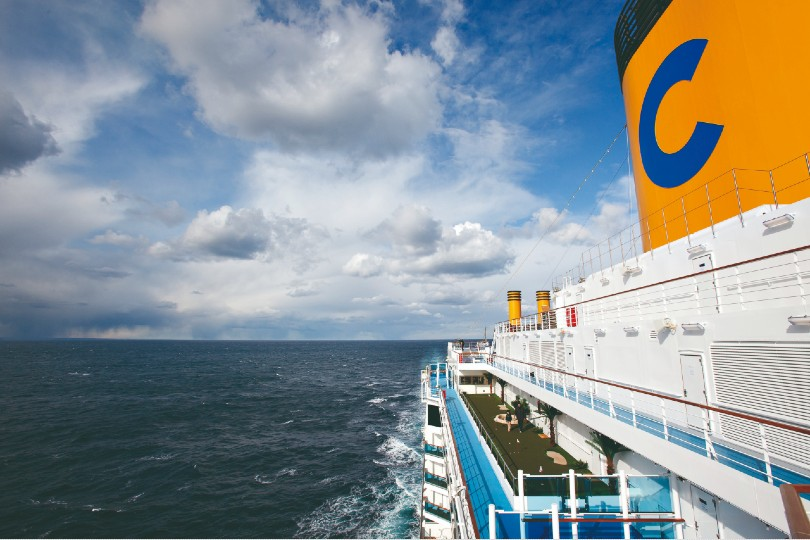Costa Deliziosa will resume operations on 26 December