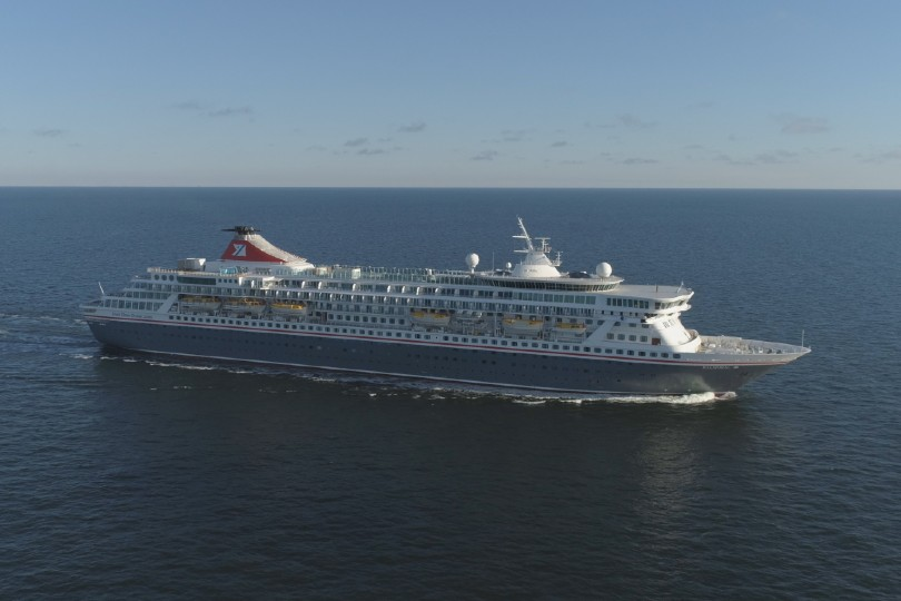The offer is available onboard Balmoral cruises from Portsmouth next October and November