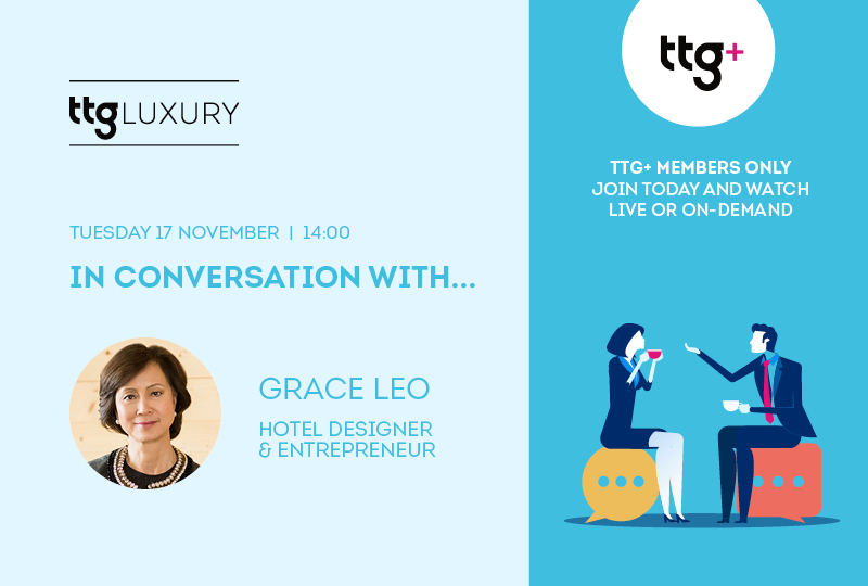 Hotelier Grace Leo In Conversation With...