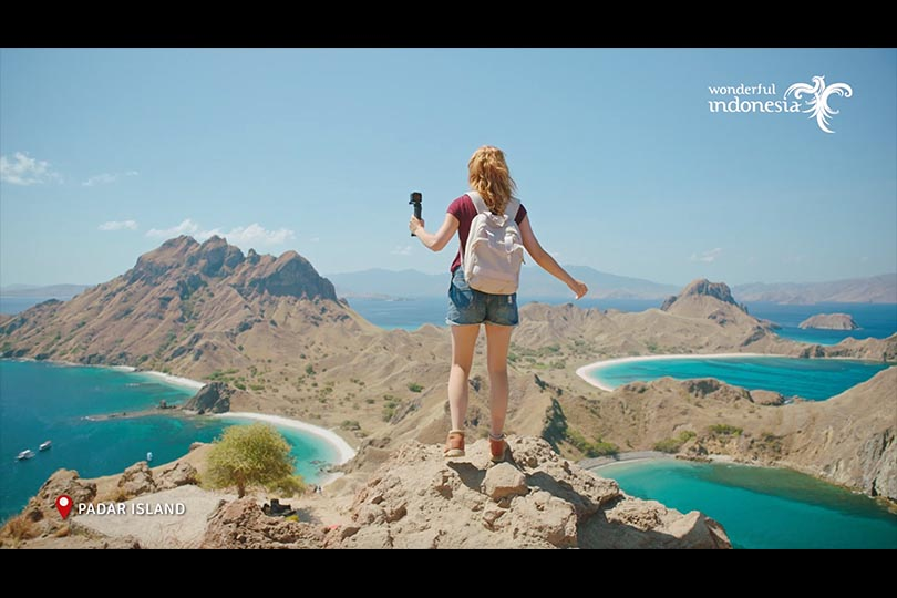 Indonesia shares highlight reel for WTM Virtual