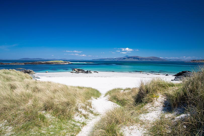 £25m has been pledged to support Scotland's domestic tourism sector