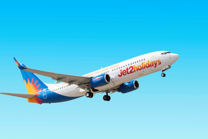 Jet2holidays and Jet2.com are adding 80 flights to Greece in October and November