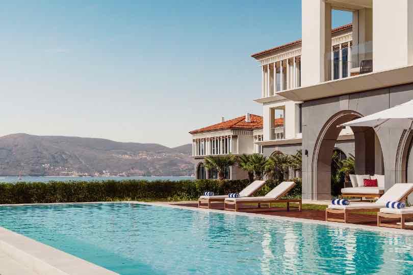 One&Only Portonovi will be based on Montenegro's Adriatic coast