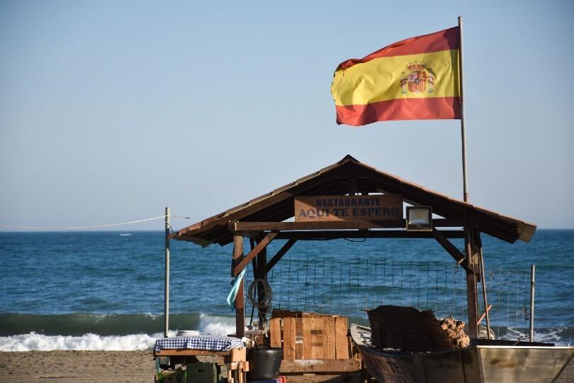 Spain's beaches are missing UK visitors (Credit: Filip Sochor / Unsplash)