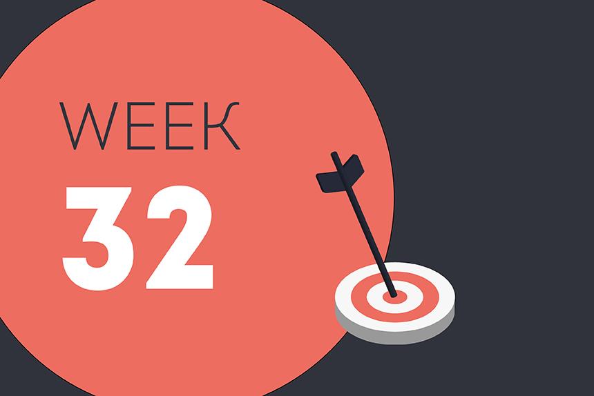 Week ending Friday 13 November 2020