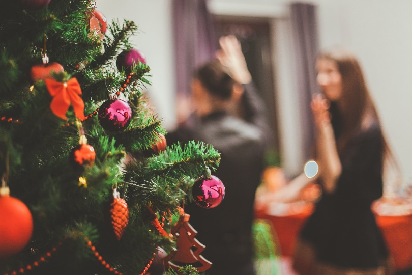 The party will be held on 17 December (Credit: Eugene Zhyvchik / Unsplash)