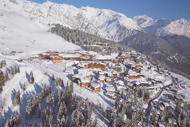 Esprit Ski's winter 2020/21 programme has been suspended (Pictured: La Rosiere, France)