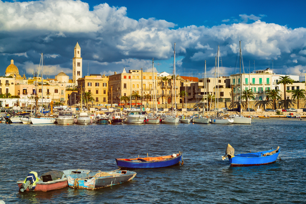 Bari marina, Puglia