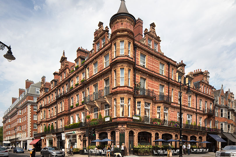 London sister hotel for The Fife Arms