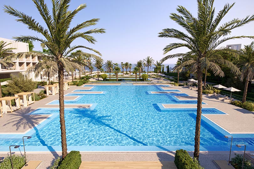 Win a stay for two at Sani Resort, Greece, or Ikos Andalusia