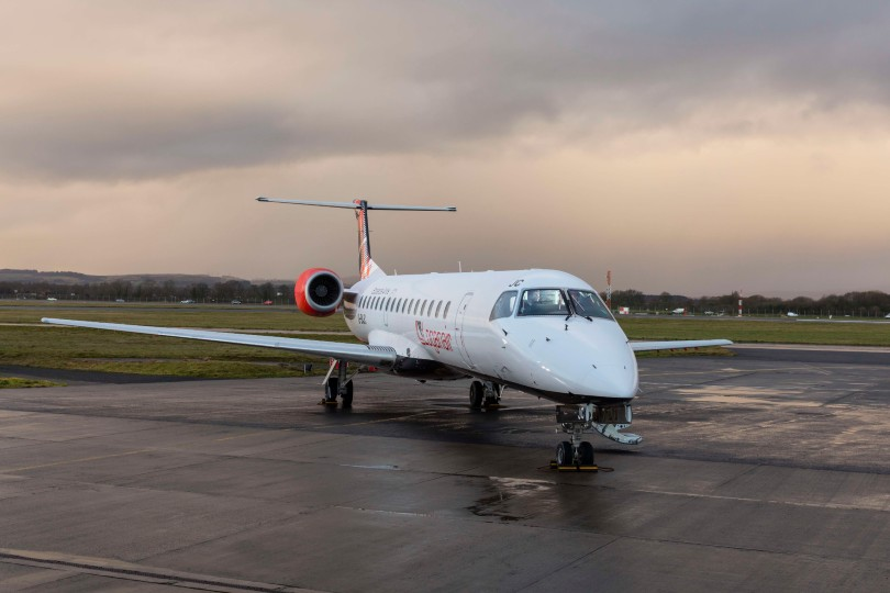 Loganair moves London-Isle of Man service to Heathrow