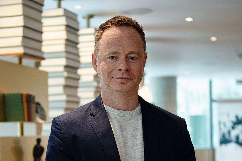 Mark Duguid, managing director of Carrier