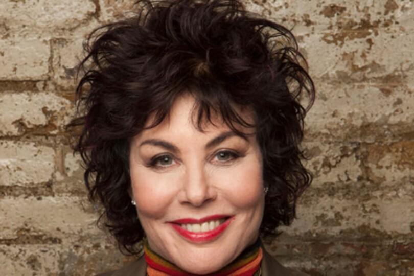 Ruby Wax will speak on mental health issues