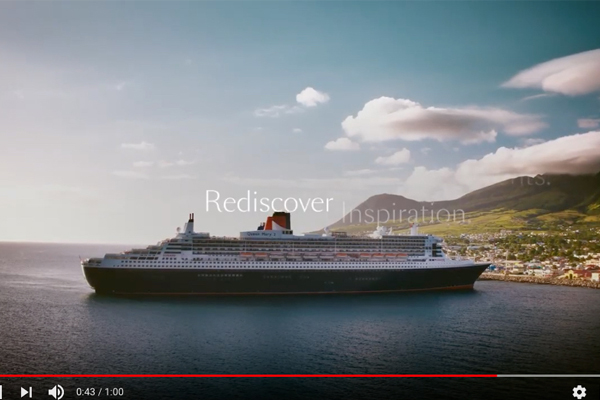Rediscover Freedom with Cunard