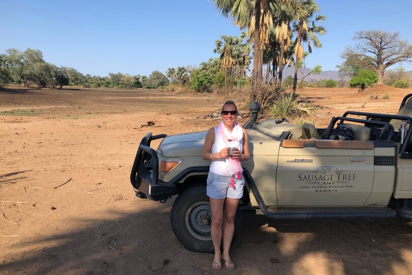 'My time in Africa gave me confidence in the positivity of tourism'
