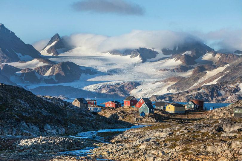 Greenland is a new destination for G Adventures (Credit: Bjorgvin-Hilmarsson)