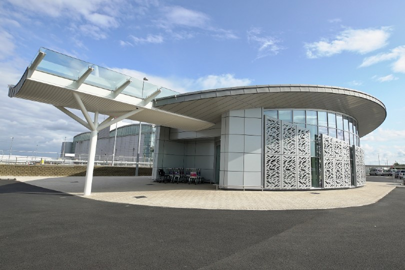 Newcastle airport announces Covid test facility