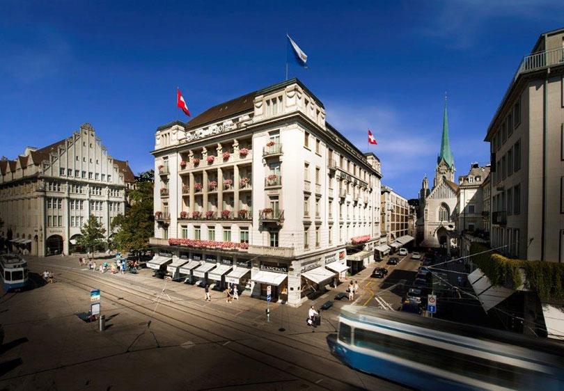 Savoy Baur en Ville will become a Mandarin Oriental