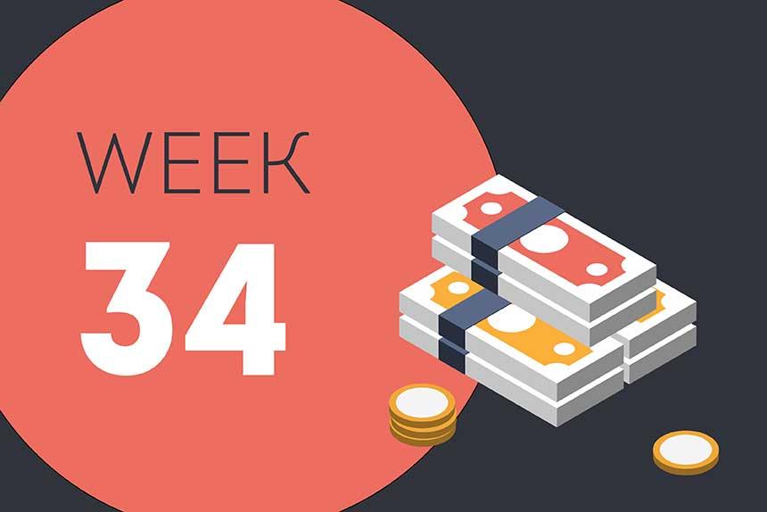 Week ending Friday 27 November 2020