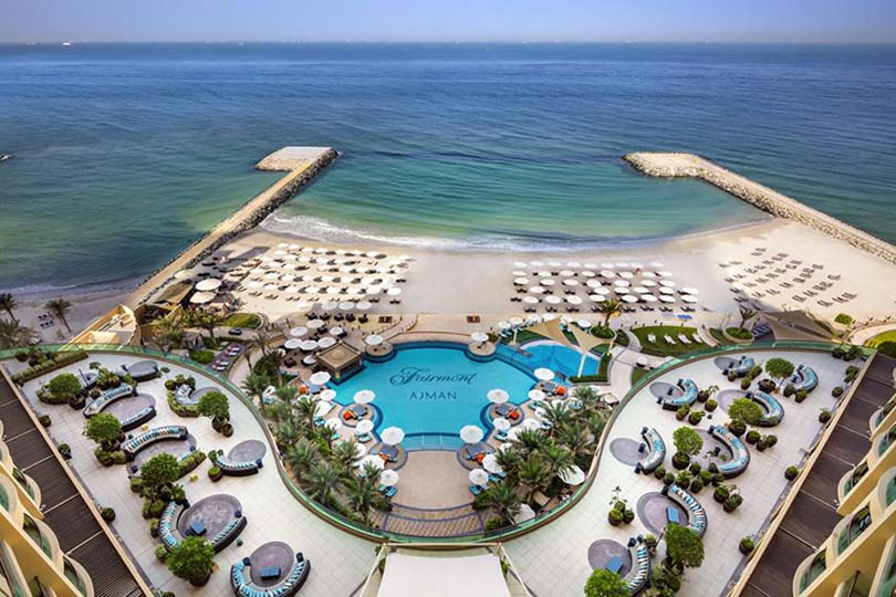 Win a four-night stay in Ajman with Youtravel