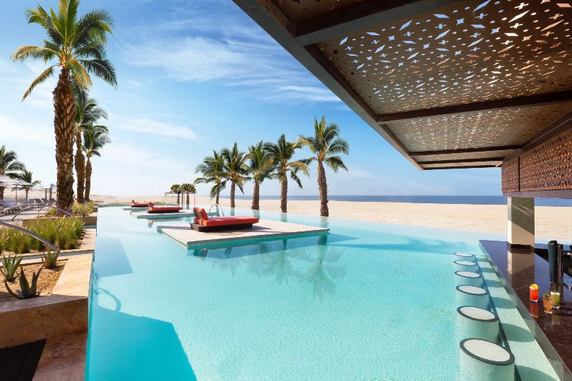RCD Hotels is offering incentives for booking properties such as Hard Rock Hotel Los Cabos