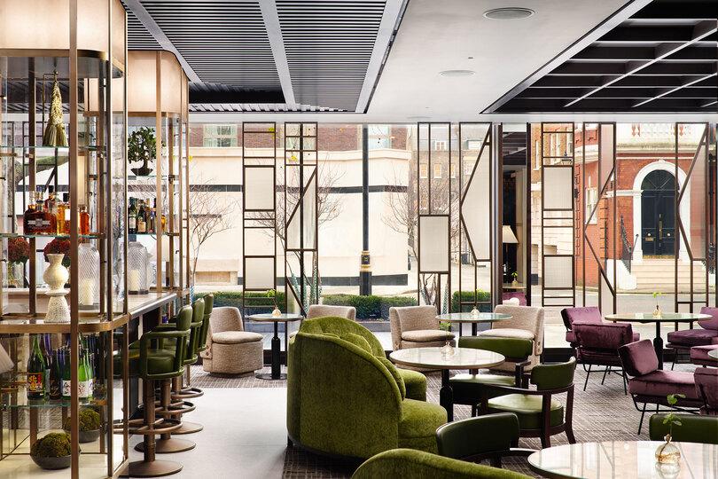 Nobu opens hotel in London