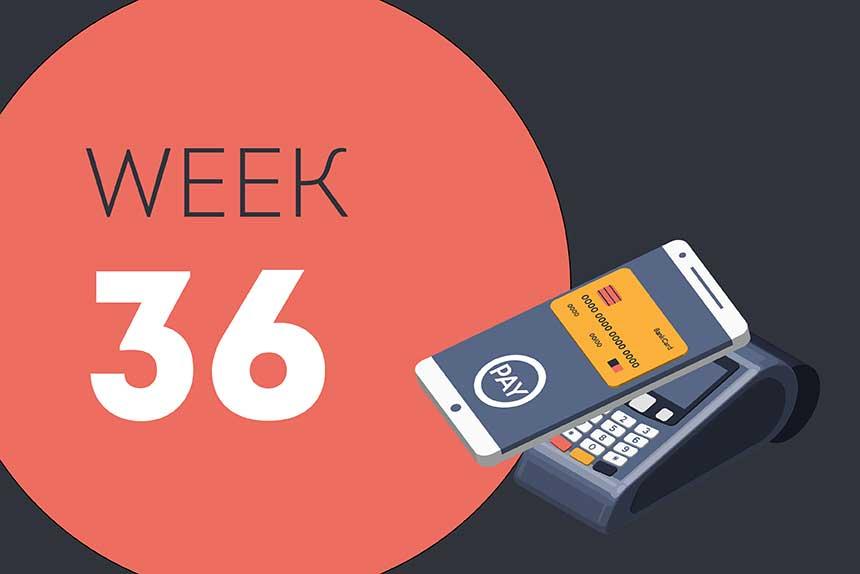 Week ending Friday 11 December 2020