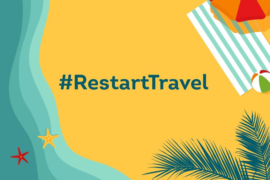 #RestartTravel