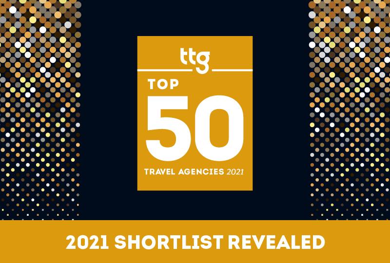 TTG Top 50 Travel Agencies 2021 shortlist revealed