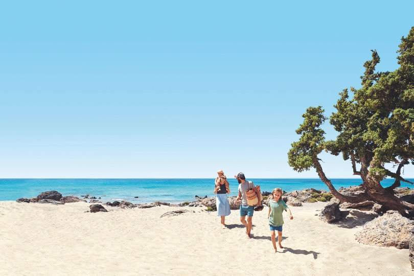Tui boss: Holidays in Europe 'possible' this summer