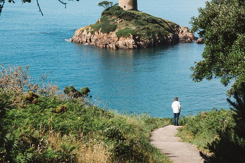 Jersey will reopen its borders from 26 April using a traffic light system