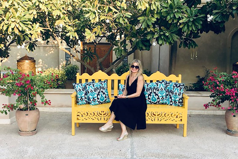 Lisa Fitzell explores the options in Dubai
