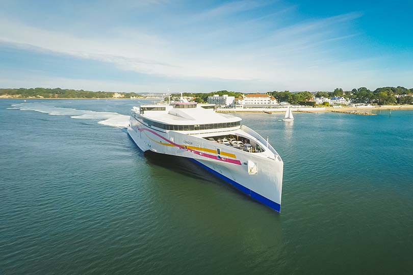 Condor Ferries now requiring Covid-19 test prior to boarding