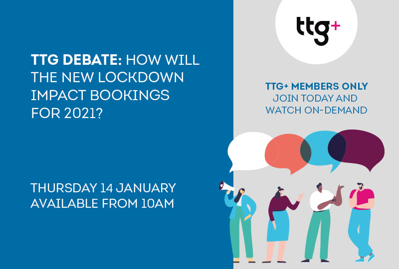 This first TTG discussion of 2021 will be released to TTG+ members on Thursday at 10am