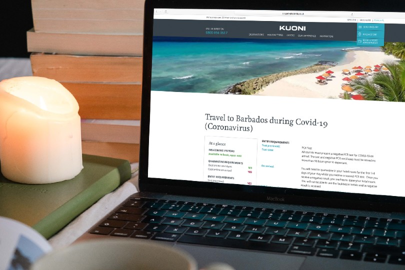 Kuoni debuts 'one-stop' Covid travel advice hub