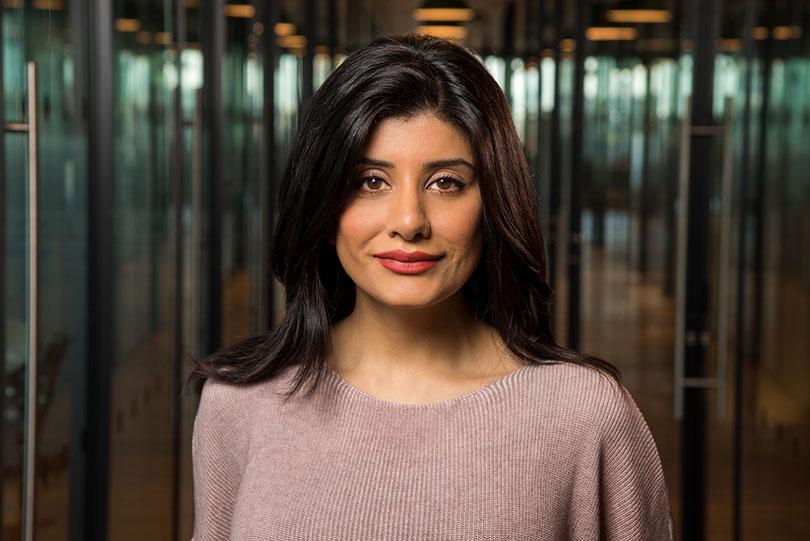Nena Chaletzos, founder of Luxtripper