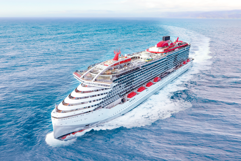 Virgin Voyages to offer UK 'staycations-at-sea' this summer