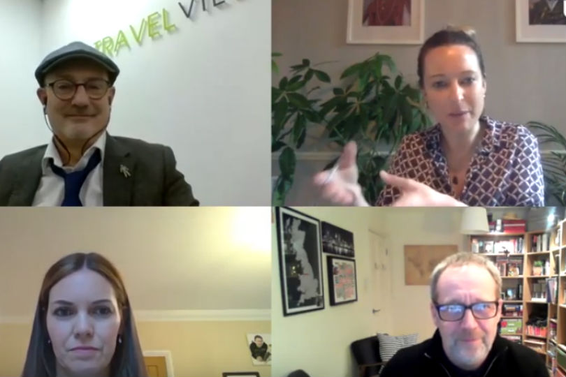 Watch: TTG Debate - How will the new lockdown impact bookings for 2021?