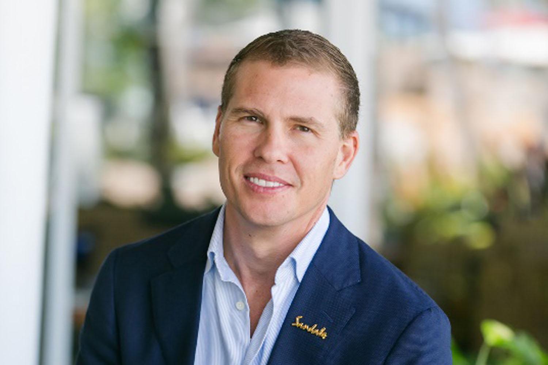 Adam Stewart will oversee Sandals Resorts International