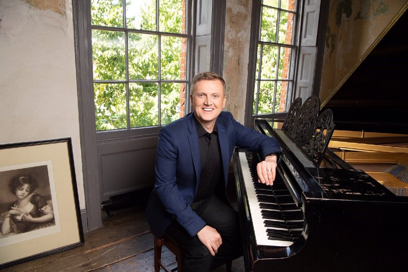 Aled Jones to appear on APT Travelmarvel cruise