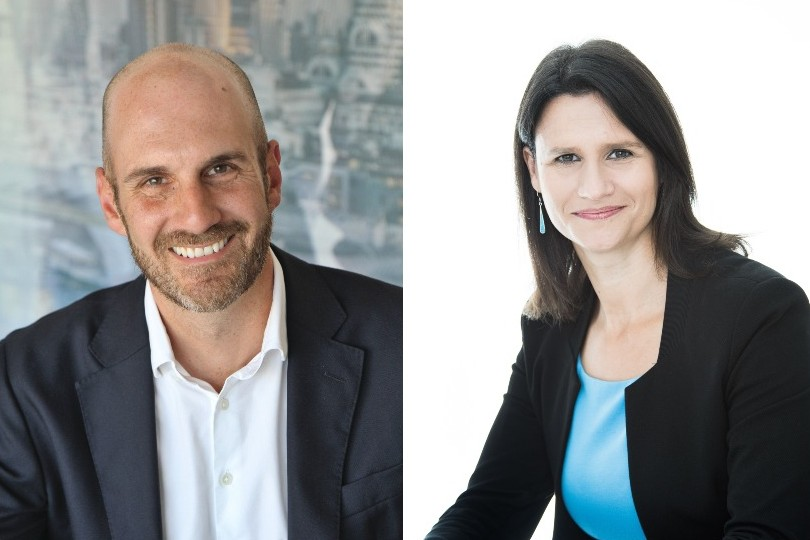 Chris Galanty and Katherine Gershon have joined the board of the BTA