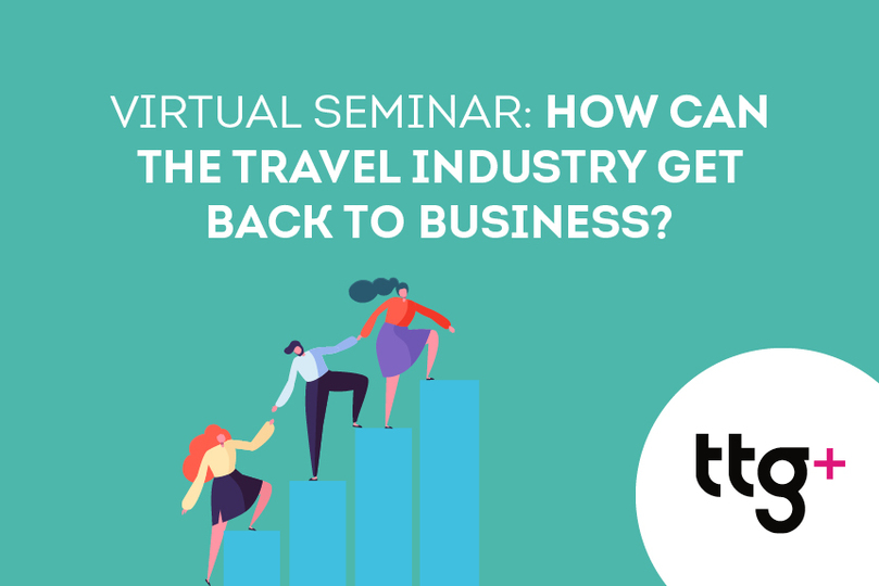 TTG Seminar: How can the travel industry get back to business?