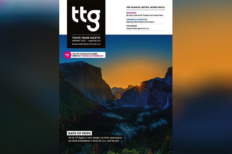Read the new-look TTG online and in print