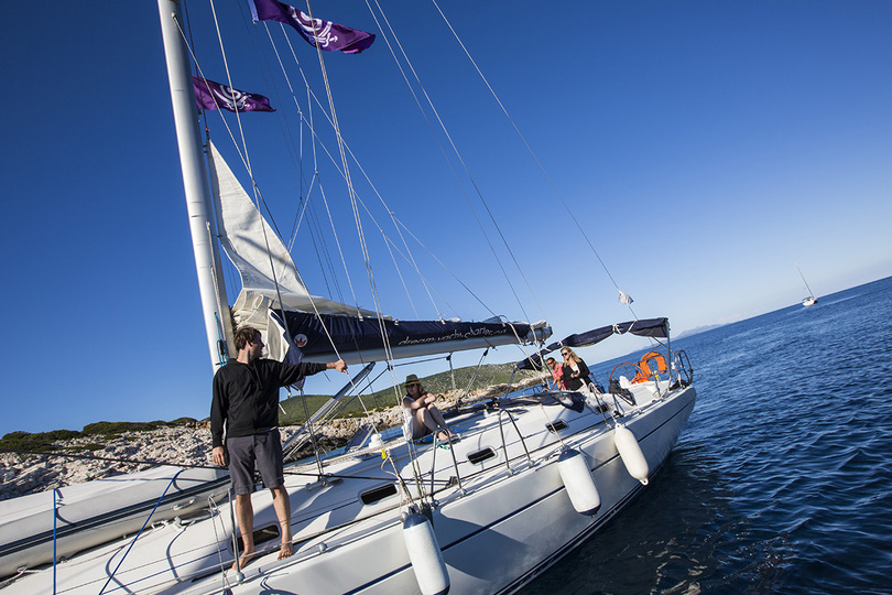 A lucky agent could be sailing with G Adventures
