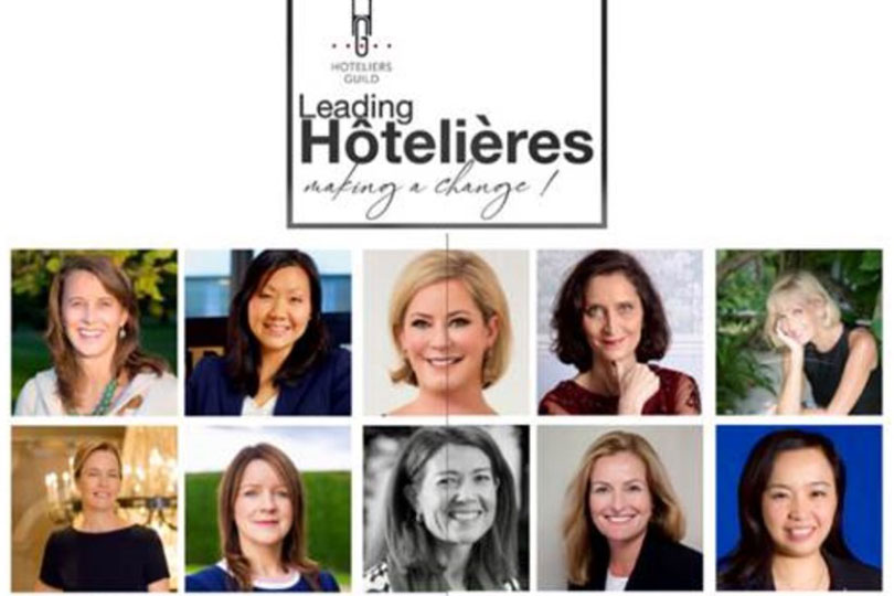 Leading Hotelieres to tackle lack of female leadership roles