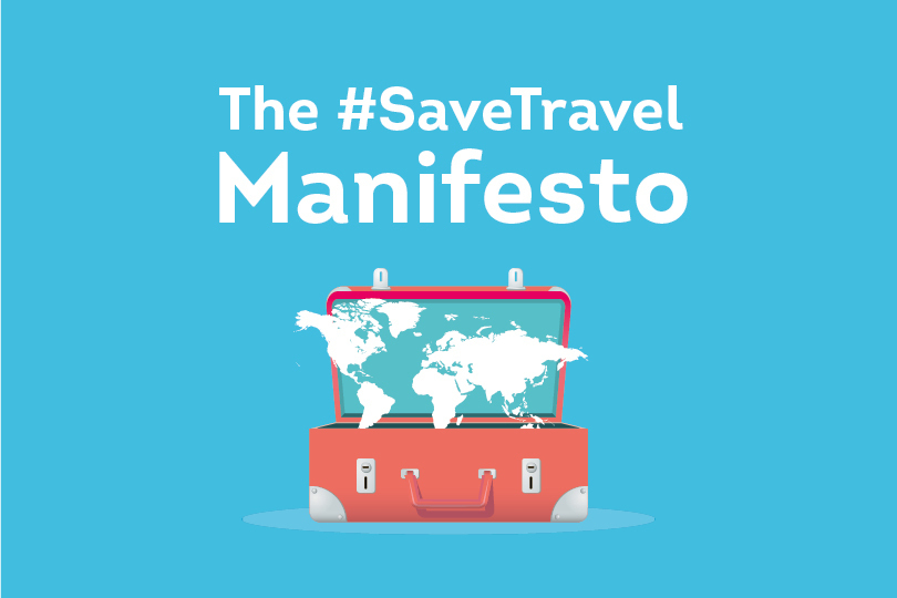 More than 2,500 people back #SaveTravel manifesto