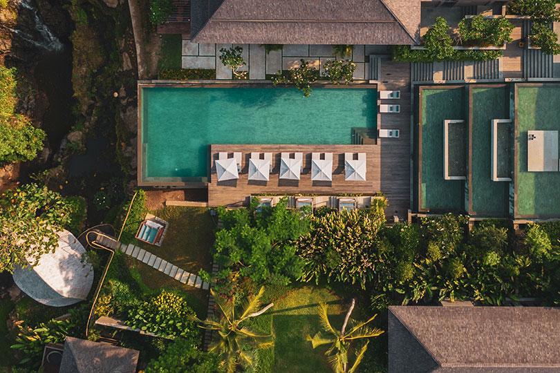 In the spotlight: Nirjhara, Bali