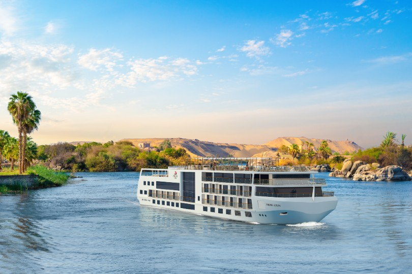 Viking to expand Nile river fleet with new ship