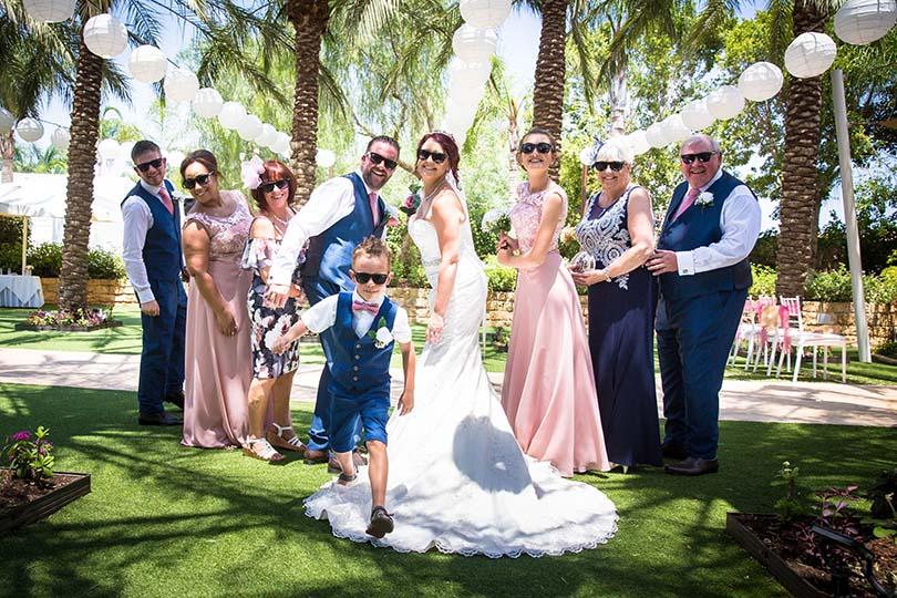 Agent Paula Hardman on selling weddings and honeymoons
